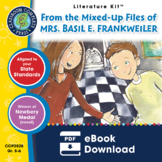 From the Mixed-Up Files of Mrs. Basil E. Frankweiler - Lit