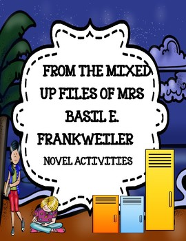 From the Mixed-Up Files of Mrs. Basil E. Frankweiler ( Nov