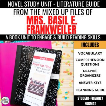 From the Mixed-Up Files of Mrs. Basil E. Frankweiler Folda