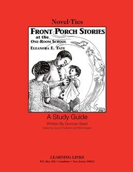 Front Porch Stories at the One-Room School - Novel-Ties St