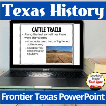 Frontier Texas PowerPoint
