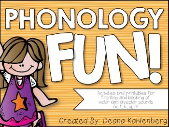 Fronting and Backing {Phonology Fun}
