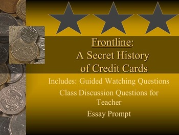 Frontline: Secret History of Credit Cards