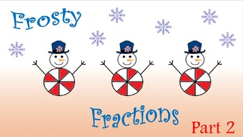 Frosty Fractions Part 2