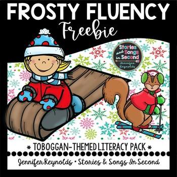 Frosty Fun Fluency Practice--Winter Poetry {FREEBIE}