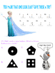 Frozen 1st Grade fun