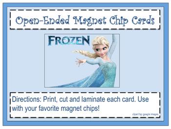 Frozen Magnet Chip Boards
