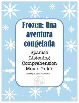 Frozen: Una aventura congelada Spanish Movie Guide