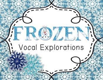 Frozen Vocal Explorations