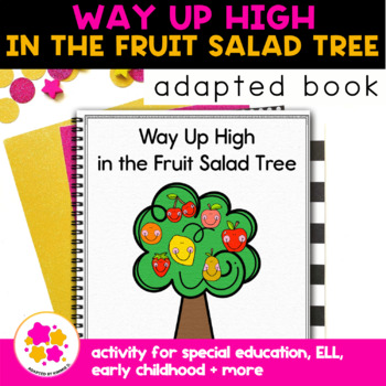 Fruit Salad: Adapted Book for Early Childhood Special Education