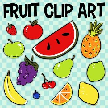Fruit Clip Art, Food Pyramid, Pineapple, Banana, Strawberr
