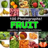Photos Photographs FRUIT, clip art