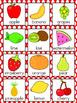 Fruit Vocabulary Cards