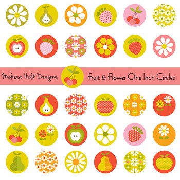 Fruit and Flower Circles