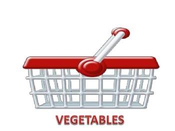 Fruit and Veggies Sort
