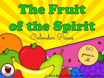 Fruit of the Spirit Calendar