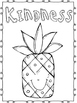Fruit of the Spirit Coloring Sheet