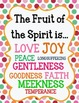 Fruit of the Spirit. Longsuffering. Unit 4. Worksheets and