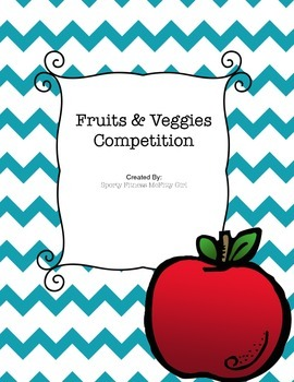 Fruits & Veggies Competition