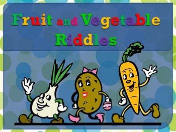 Fruits (flashcards), Vegetables (flashcards), Fruit and Ve