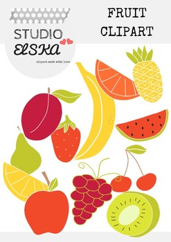 Fruity Fruit Clipart