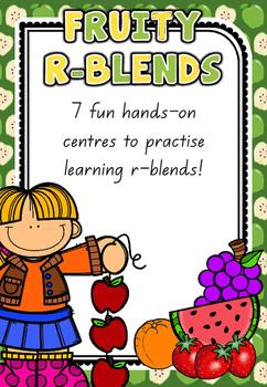 Fruity R-Blends Centre Bundle
