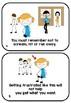 Autism/Kindergarten - Frustrated Social story