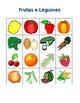 Frutas e verduras (Fruits and Vegetables in Portuguese) Bi