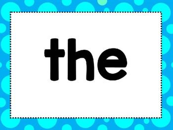 Fry 100 Words Slideshow
