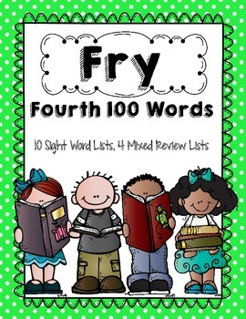 Fry 4th 100 Words
