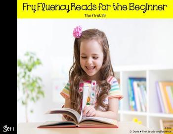 Fry FLuency Reads