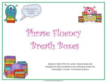 Fry Phrases Breath Boxes