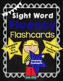 Fry Sight Word Fluency Flashcards