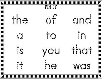Fry Words Pin It!