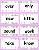 Fry Words - The Second Hundred (101-200) Flash cards with
