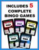 Fry's Instant Words Bingo BUNDLE 3 -Instant Words 200-300