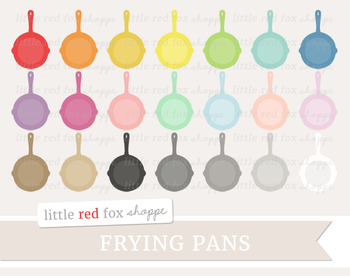 Frying Pan Clipart