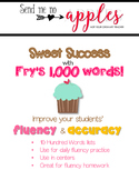 Frys 1,000 Words - Sweet Success edition