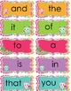 Fry's 1st 100 Sight Words for Word Wall