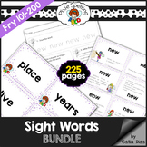 Sight Words BUNDLE - Fry 101 to 200