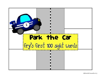 Fry's First 100 Park the Car Game