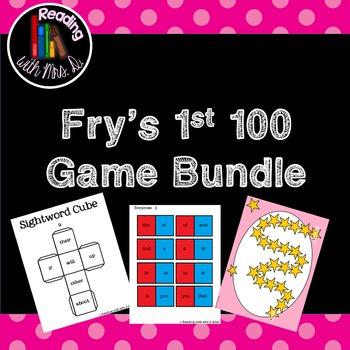 Frys First 100 Sight word Superhero/ Star themed bundle