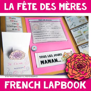 Fête des Mères Lapbook - French Mother's Day Lapbook