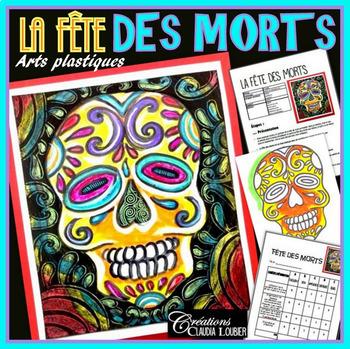 Halloween: Fête des morts du mexique, Arts plastiques,  en