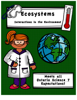 Full Comprehensive Unit - Life Systems - Ecosystems - Onta