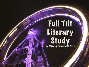 Full Tilt Literary Study