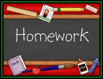 Full Year Homework Choice-Board