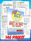 ACT English & Reading Skill-by-Skill 2nd Edition by Fun ACT Prep