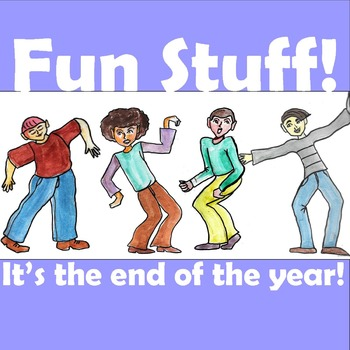 Fun Art Stuff - End of the Year Review