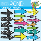 Fun Bright Arrows